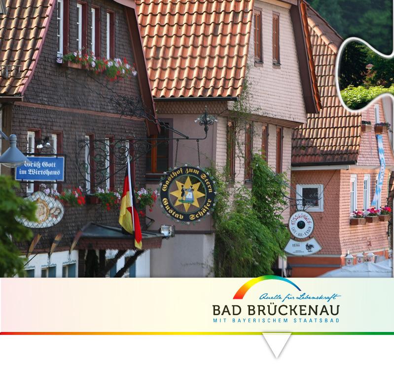 Bad Brückenau - Quelle für Lebenskraft
